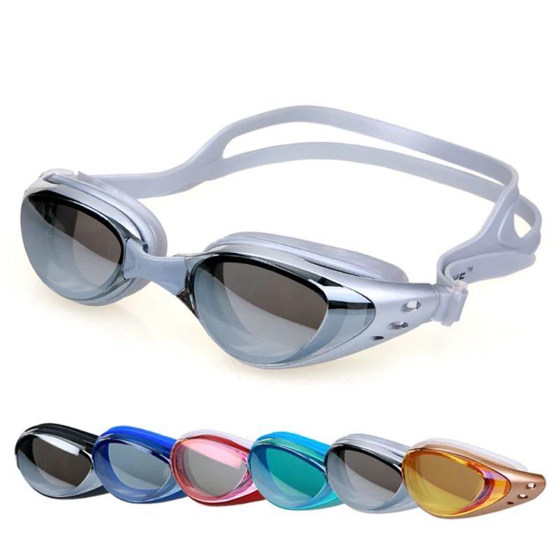 d5e191a145 Anti-Fog UV lens Myopia Power Swimming Goggles Google Swim Diving. ‹ ›