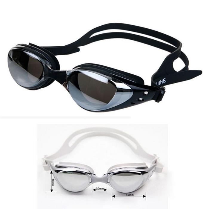 5497d0eb21 Anti-Fog UV lens Myopia Power Swimming Goggles Google Swim Diving