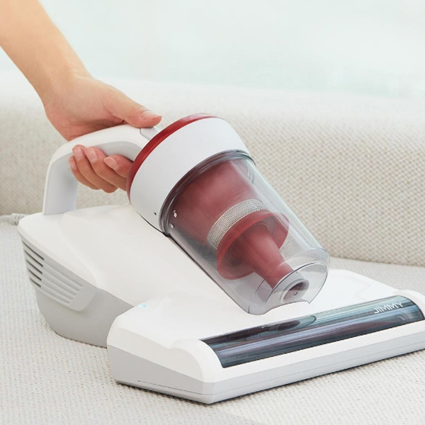 Anti-mite Vacuum Cleaner - Jimmy Jv11 Handheld Anti-mite Dust Remover ..