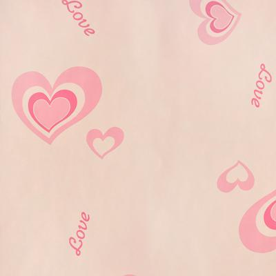 New~Anti-Moisture Can Stick Wall/Drawer Base-Pink Heart