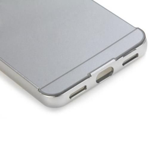 ANTI-SCRATCH PC BACK COVER CASE WITH ALUMINUM METAL BUMPER FRAME FOR HUAWEI HO