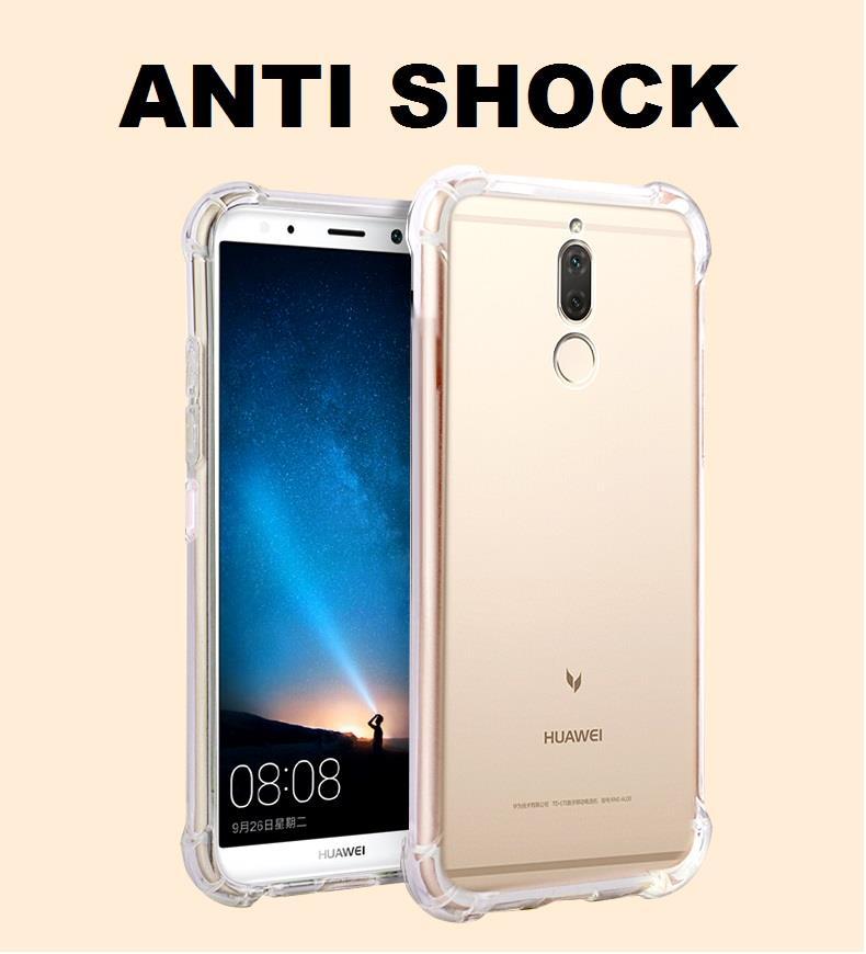 reputable site 50826 cf562 ANTI SHOCK Huawei Nova 2i Nova Lite Mate 10 Pro Soft Casing Case Glass