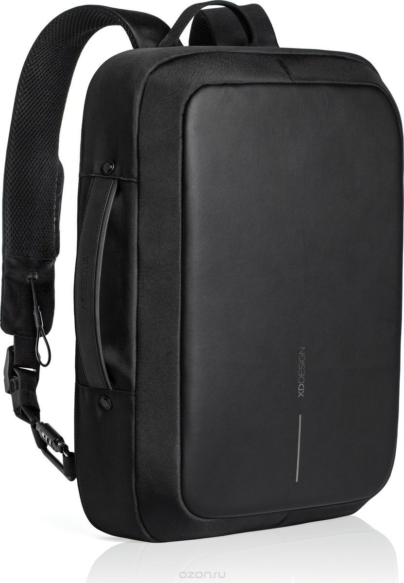 Anti Theft Backpack - BOBBY Bizz Laptop Bag Anti-Theft Backpack XD Ori