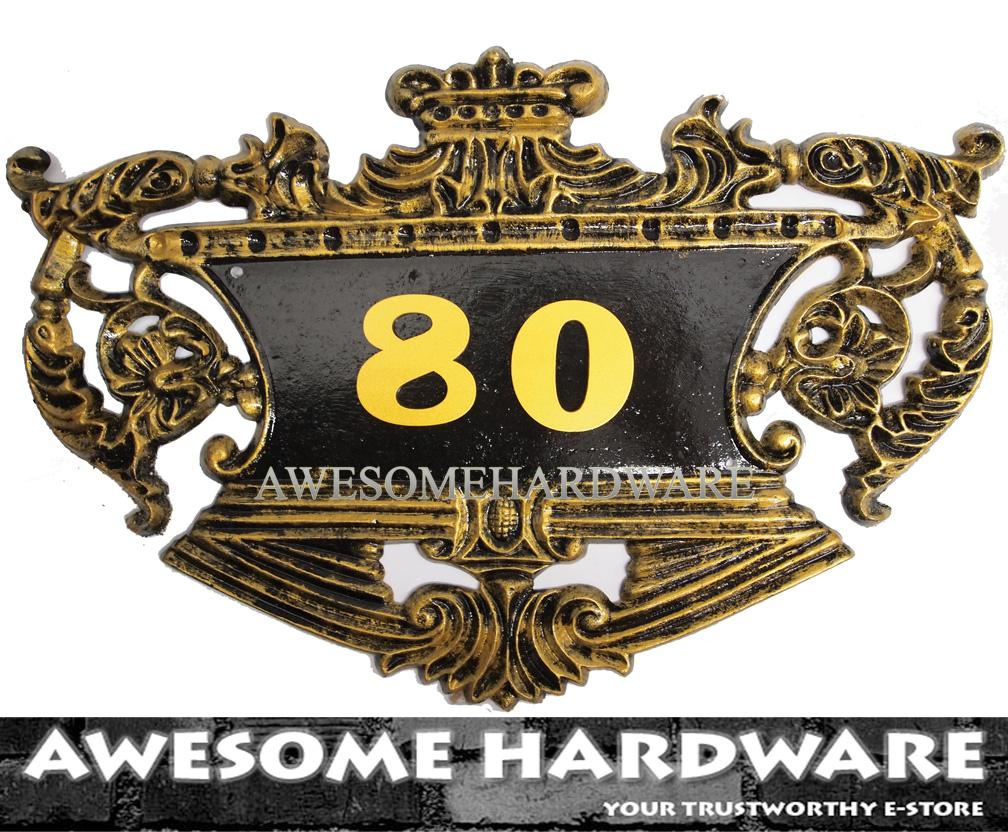 ANTIQUE HOUSE NUMBER PLATE HOUSE SIGN HOUSE ADDRESS  sc 1 st  Lelong & ANTIQUE HOUSE NUMBER PLATE HOUSE SIG (end 8/1/2018 12:00 AM)