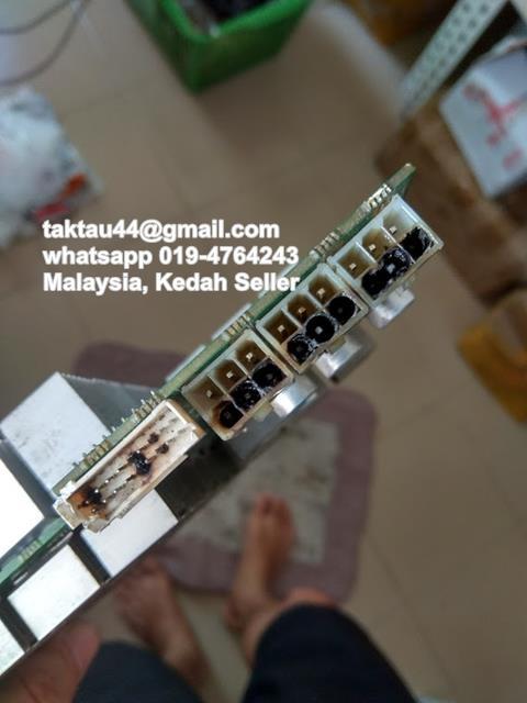 Antminer S7 S9 L3+ Miner Bitcoin machine Repair Service