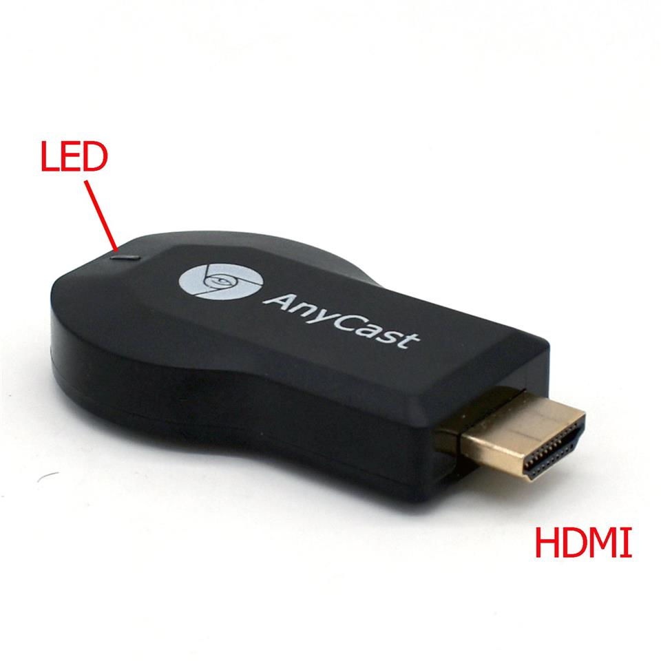 Anycast M9 Plus Miracast Wifi Display Airplay Chromecast Easycast