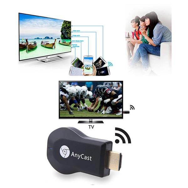 New AnyCast Plus Wifi TV Dongle 1 2GHz 256MB Wifi Dongle DLNA