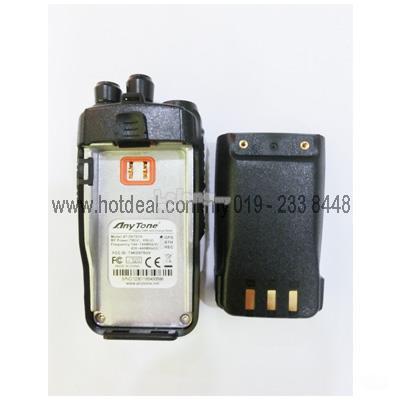 Anytone AT-D878UV dualband DMR walkie talkie