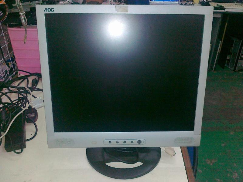 Verwonderend AOC 19 inch LCD Monitor built in sp (end 8/18/2019 12:35 AM) YO-71