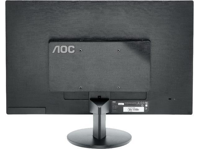 AOC 23.6-Inch Full HD Monitor (E2470SWH)