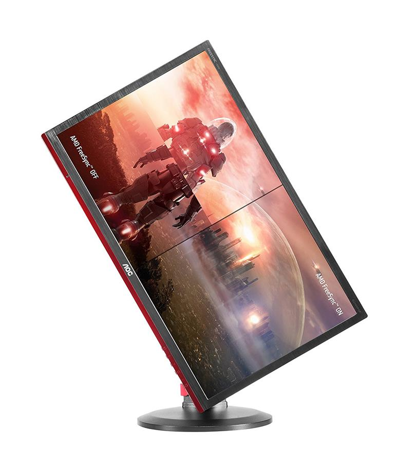 "AOC G2460PF 24"" 144hz 1ms Widescreen LED Backlight Free-Sync Monitor"