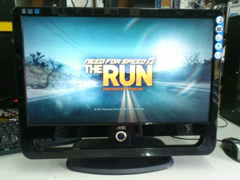 AOC TFT22W90PS 22 inch Wide LCD Monitor 300914