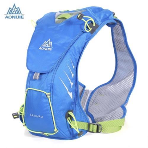 Aonijie 8l Ultralight Running Waterproof Water Bag Backpack Blue