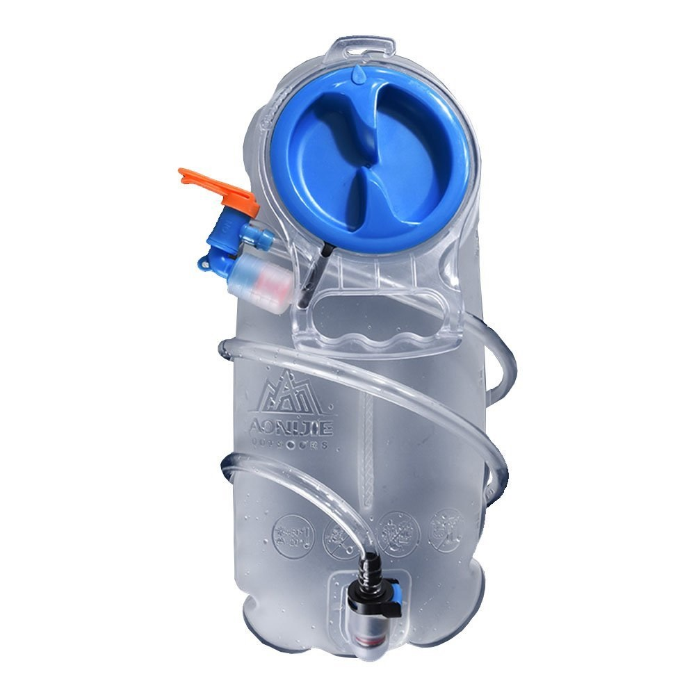 Aonijie Sd17 1 5l 2 Hydration Bladder Water Bag With Magnetic Cli