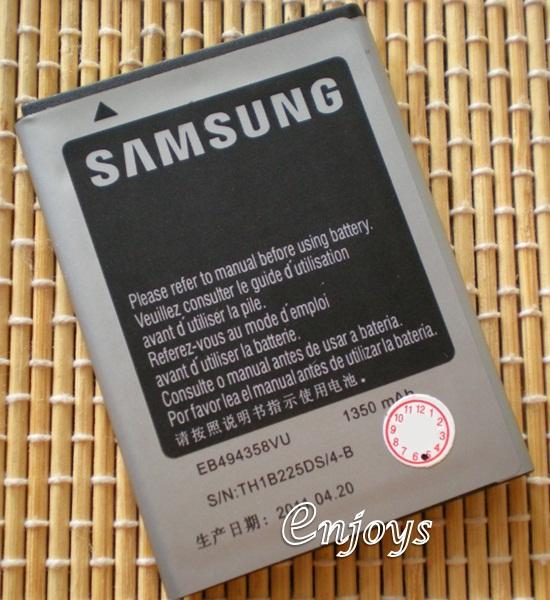AP OEM Battery EB494358VU Samsung Galaxy Ace S5830 S7500 PLUS ~1350mAh