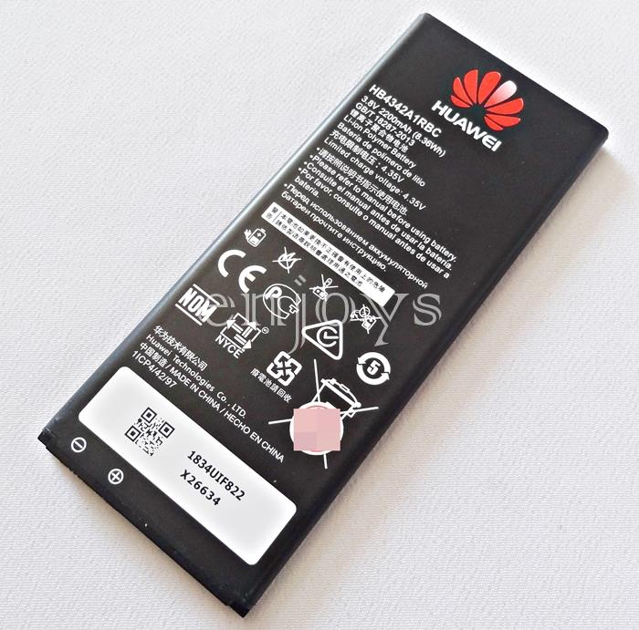 AP OEM Battery HB4342A1RBC for Huawei Y6 / Y5II (Y5 2 II 2016)
