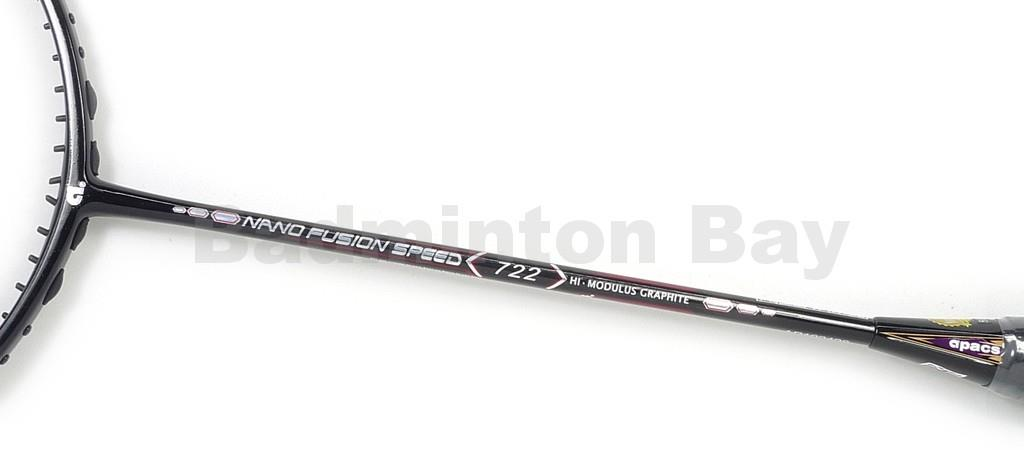 Apacs Nano Fusion 722 Speed (6U) Badminton Racket