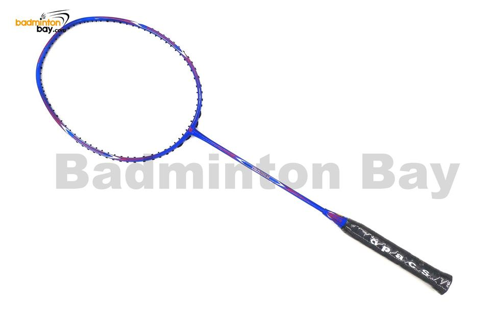 Apacs Virtuoso 68 Blue Badminton Racket (6U)