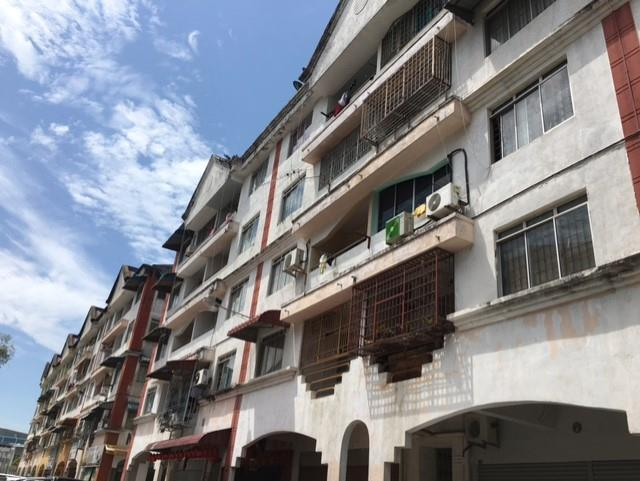 Apartment Duplex For Sale,Kota Laksamana,Melaka