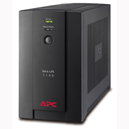 APC 1100VA 230V POWER SAVING UPS (BX1100LI-MS)