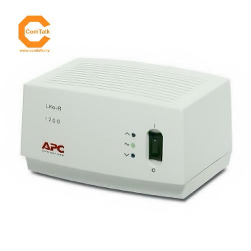 APC Line-R 1200VA Automatic Voltage Regulator LE1200I