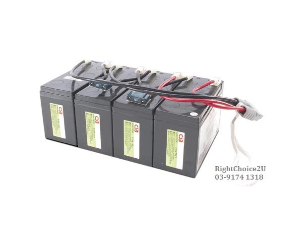 APC Replacement Battery Cartridge #25 ( RBC25 )