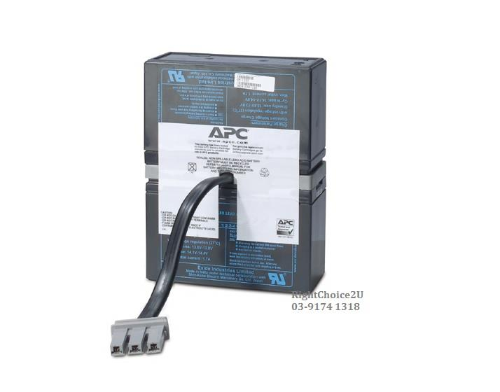 APC Replacement Battery Cartridge #33 ( RBC33 )