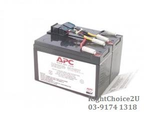 APC Replacement Battery Cartridge #48 Long Life ( RBC48L )