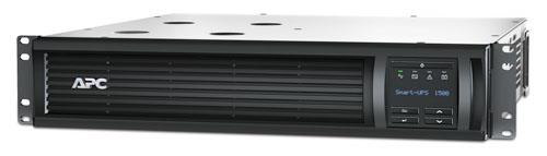 APC Smart-UPS 1500VA LCD RM 2U 230V with SmartConnect (SMT1500RMI2UC)