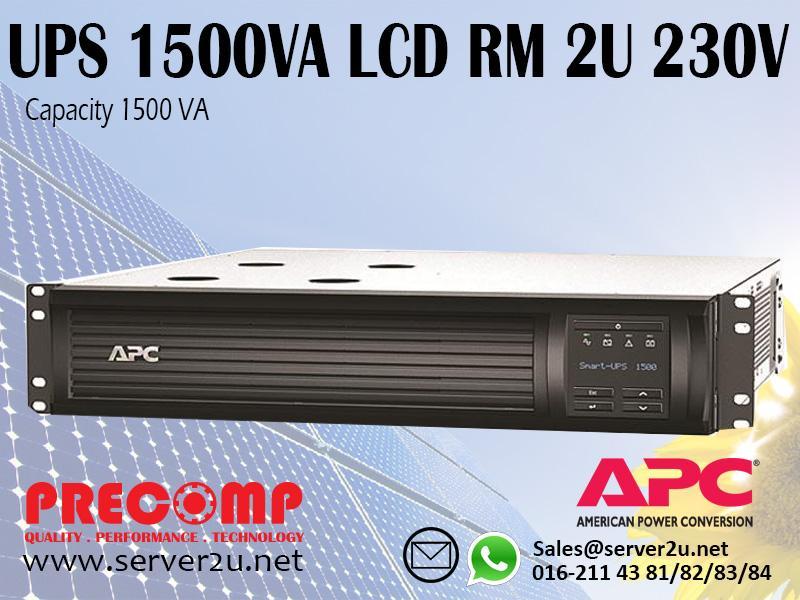 APC SMT1500RMI2U PDF