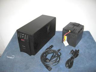 APC Smart-UPS 1500VA Tower UPS -New Battery System Onsite Services)