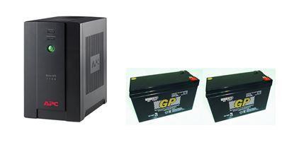 APC Back UPS 1100VA UPS-Battery Replacement Service
