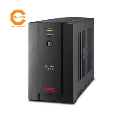 APC Back-UPS 1400VA BX1400U-MS