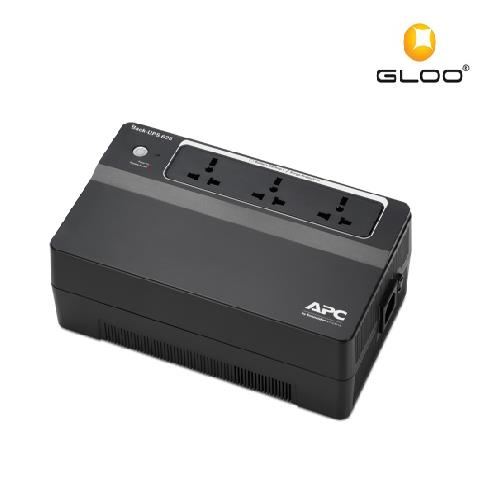 APC Back-UPS 625VA, 230V, AVR, Floor, Universal Sockets (ready stock)