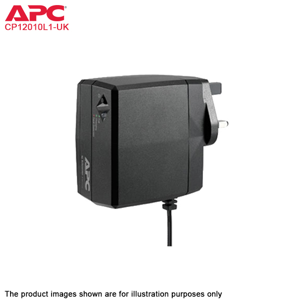 APC Back-UPS Connect CP12010LI-UK 12V 1A Power Adapter