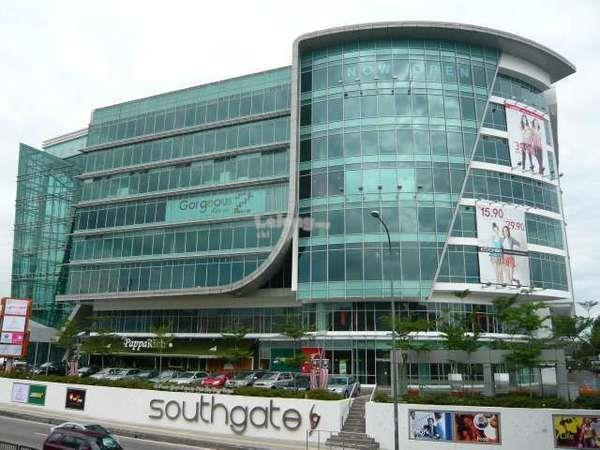 Apex Tower @ Southgate Commercial Centre, Jalan Chan Sow Lin, KLCC  So