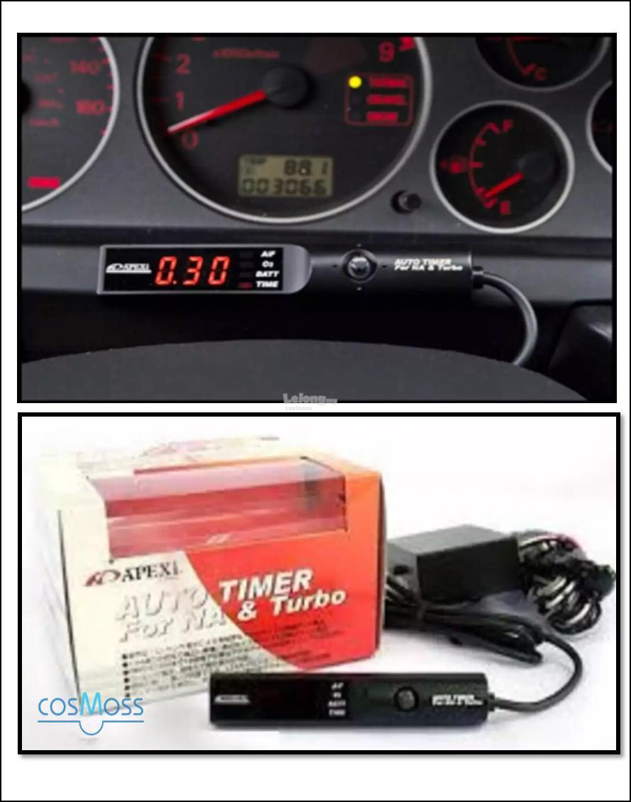 Apexi Auto Turbo Timer For Car Na End 8 30 2019 1015 Am Wiring Diagram Black Pen Control Red Led