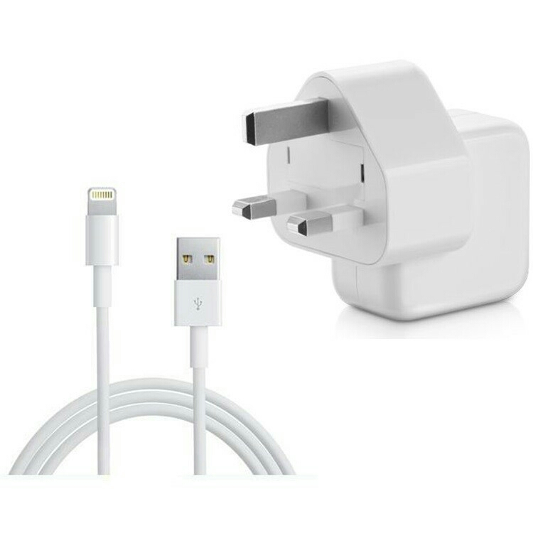 Le 10w Adapter Charger Lightning Cable For Ipad Air