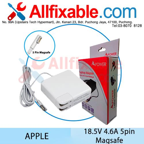 Apple 18.5V 4.6A MacBook Pro 15 17 inch Adapter Charger