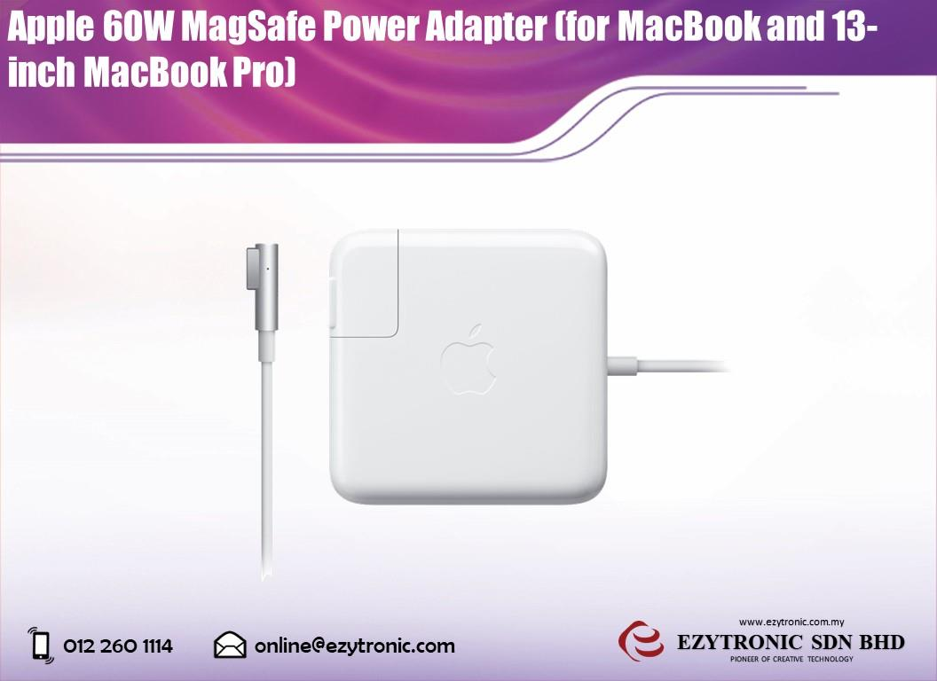 Apple 60w Magsafe Power Adapter Fo End 4 25 2019 1215 Pm 2 Charger Macbook 60 Watt For And 13 Inch Pro
