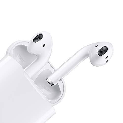 ~ Apple AirPods with Wired Charging Case