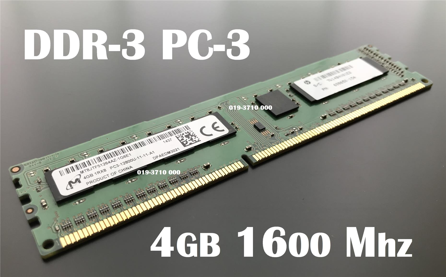 Apple Hp Dell Lenovoram 1x 4gb Ddr3 End 8 16 2019 5 15 Pm