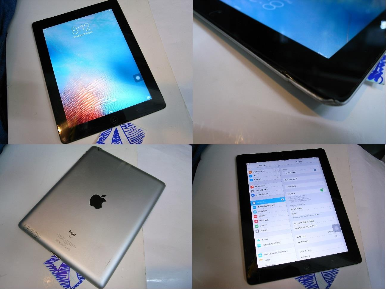 Apple IPad 2 16GB WiFi Rm380