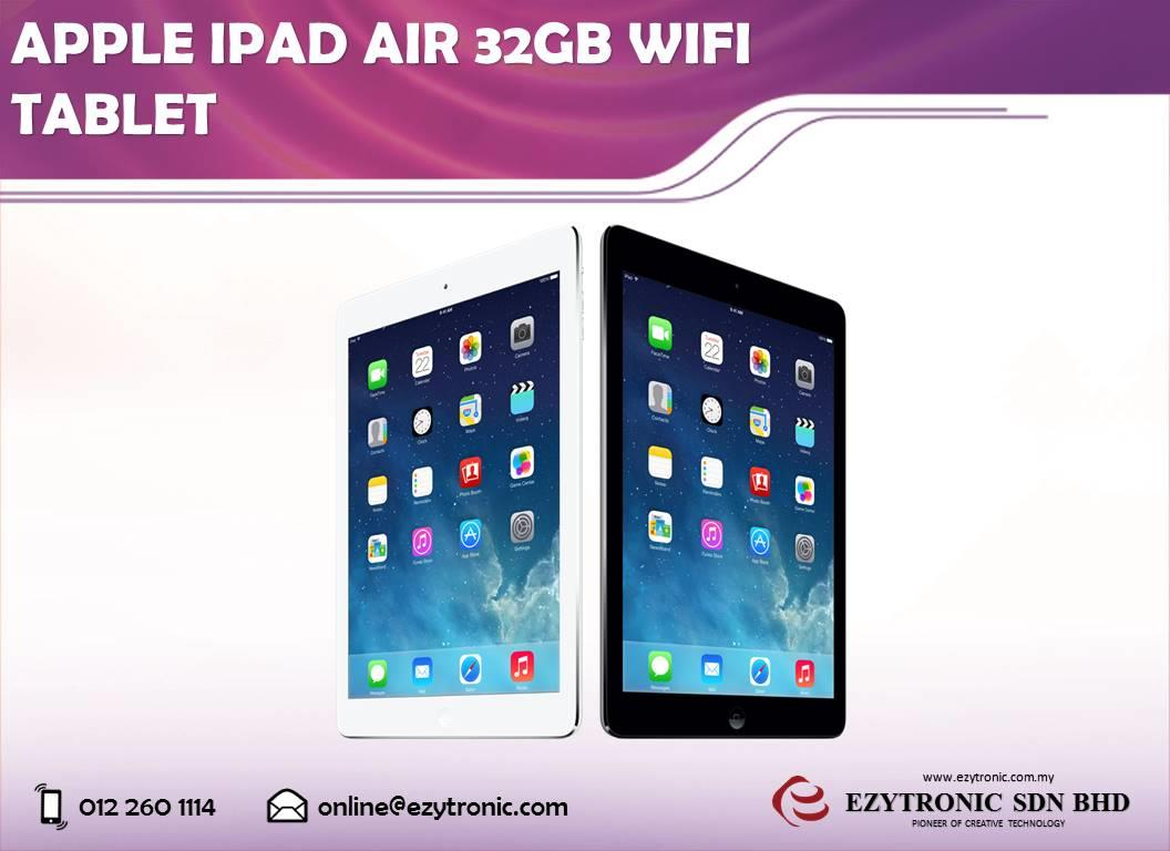 Apple Ipad Air 32gb Wifi Space Grey End 9 24 2016 215 Pm Mini Retina Cell Silver Greysilverany Color Tablet