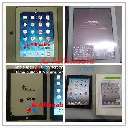 Apple Ipad Air Mini 1 2 3 4 Touch LED LCD Screen Repair Service