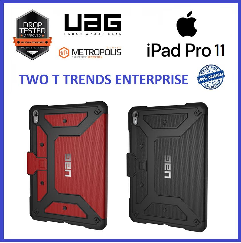 separation shoes 5620c 7caab Apple iPad Pro 11 2018 UAG Metropolis Flip Case Protective Cover ORI