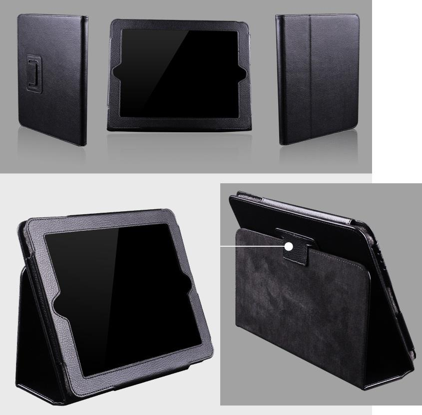 Apple iPad1 iPad 1st generation Flip Case Cover