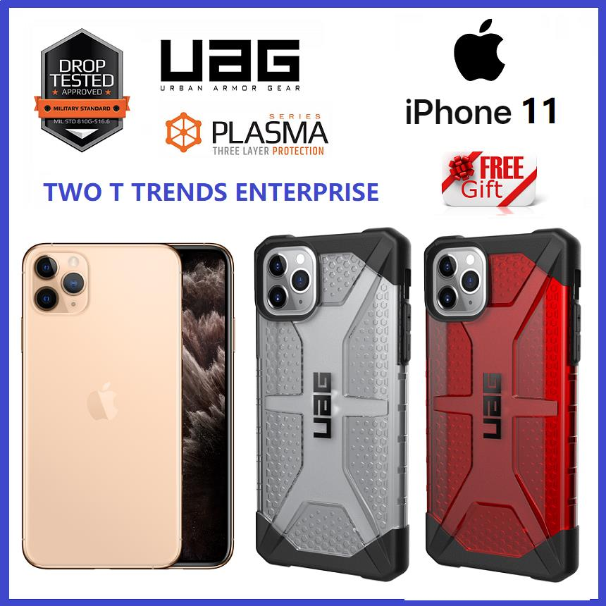 Apple iPhone 11/ 11 Pro / 11 Pro Max XS Max UAG Plasma Case Bumper ORI