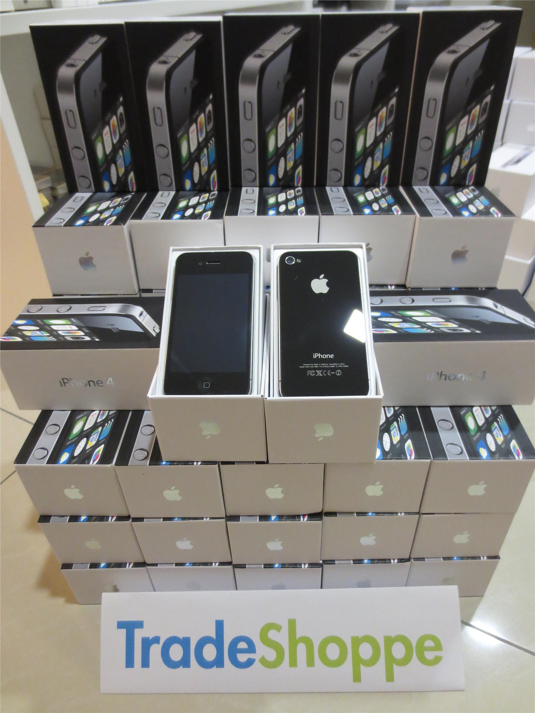 Apple Iphone 4 8gb 16gb 32gb Used G End 3 5 2019 115 Am Oppo Find 7a Ram 2gb Putih Good Conditon Original