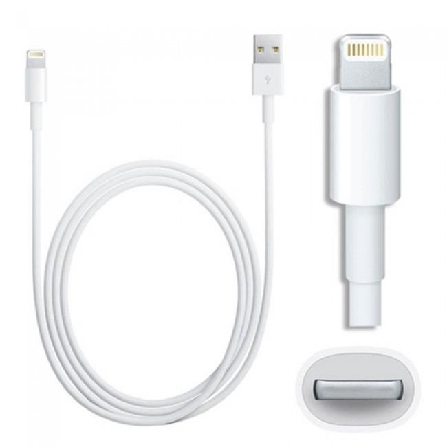 Apple iPhone 5 5S 6 6S 7 8 Plus X iOS Data Charging USB Cable